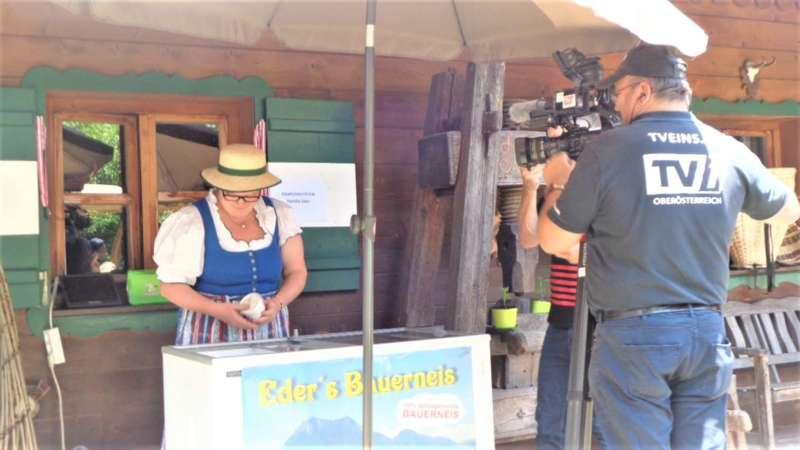 Grünau im Almtal : Gelungener Genuss und Handwerksmarkt beim Hotel Almtalhof. - Bild 4