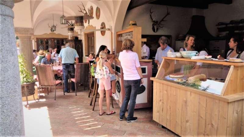 Grünau im Almtal : Gelungener Genuss und Handwerksmarkt beim Hotel Almtalhof. - Bild 7