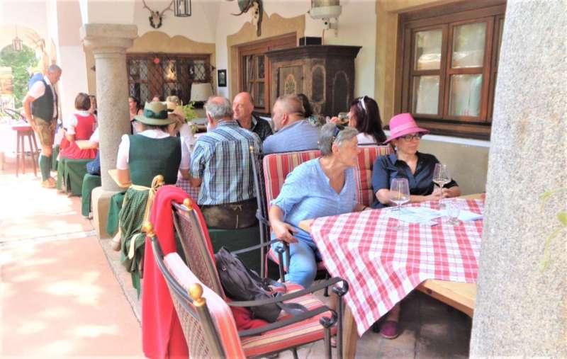 Grünau im Almtal : Gelungener Genuss und Handwerksmarkt beim Hotel Almtalhof. - Bild 10