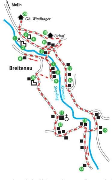 Tips Regionalsystem - Krippenschaun in der Breitenau  - Bild 3