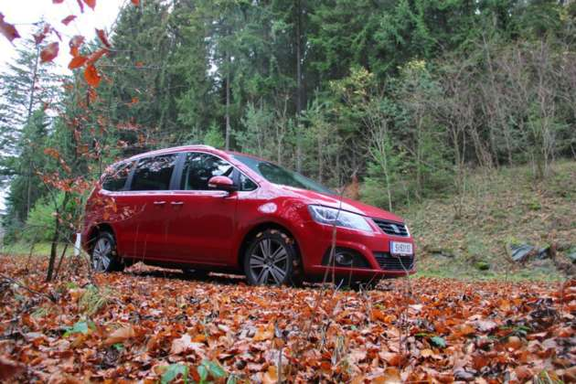 Seat Alhambra F 252 R Faultiere