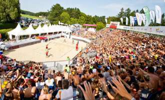 Pro Beach Battle - Warm-up mit Ö3 Party