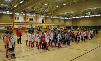 U9-Bewerb: PössenPERGER-Cup powered by Mercedes Braher
