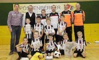 PössenPERGER-Cup powered by Dirnberger-Irrgeher: Bilder vom U8-Bewerb