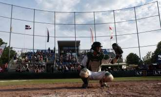 Baseball: Nationalteam schlägt im Finale des Finkstonball Athletics knapp