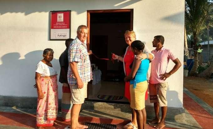 vier neue h user und ein kindergartenanbau die h uslbauer von sri lanka waren wieder flei ig. Black Bedroom Furniture Sets. Home Design Ideas