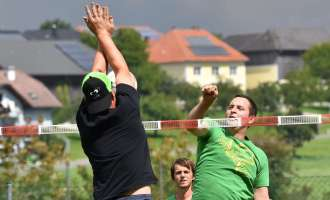GSE ist neuer Faustball-Ortsmeister