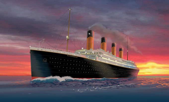Titanic Wahre Geschichte