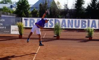 Wels-Tag beim Future Tennis Turnier