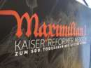 Rundgang durch die Maximilian-Ausstellung - Bild 1