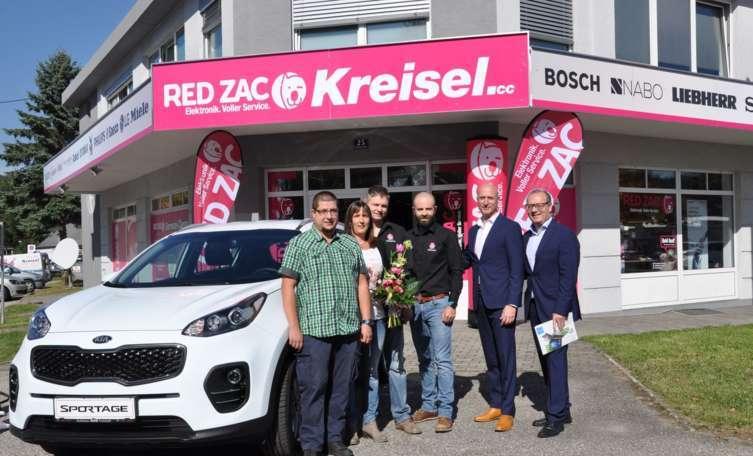 Red Zac Linz