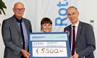 Rotary Club spendete 5.500 Euro