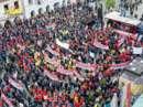 MAN Steyr: Warnstreik und Kundgebung - Bild 45