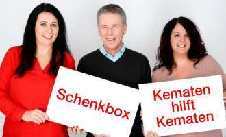 Schenkbox startet in Kematen