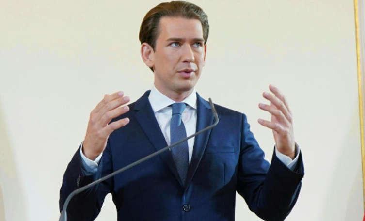Kurz Sebastian News