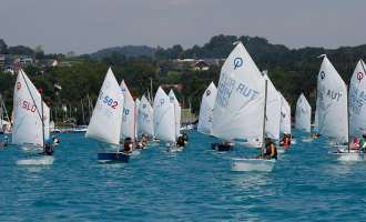 Volles Programm im Union-Yacht-Club Attersee