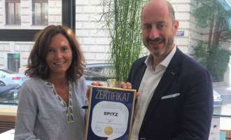 Spitz siegt bei den Superbrands Austria Awards 2019
