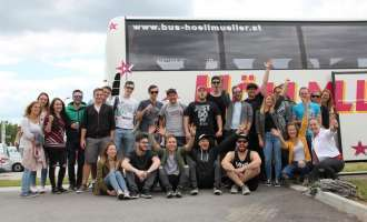 Stereo Bullets beim Donauinselfest