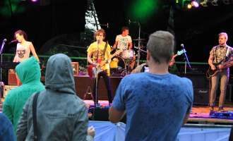 Flight'N'Rock-Festival am 1. Juli in Mank