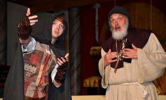 Theater am Fluss in Steyr - Premiere von Robin Hood 2019