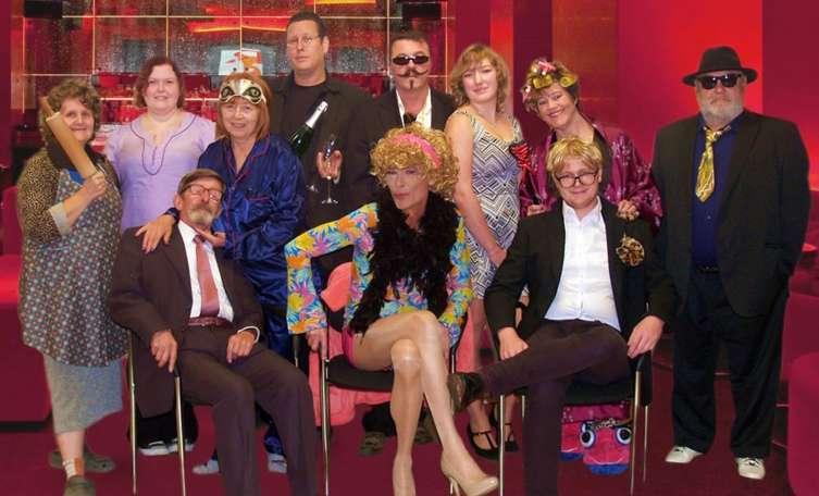 Aufregung im Laufhaus: Theatergruppe Lerchenfeld spielt wieder