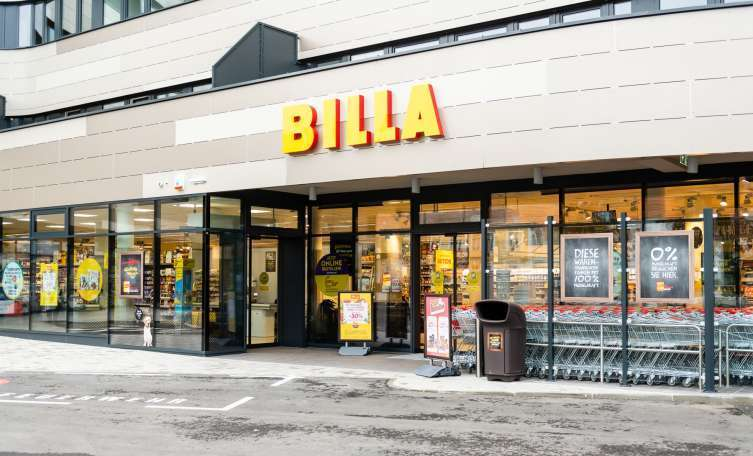 Billa Gewinnspiel