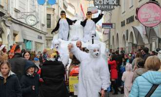 Fasching in Krems 2020