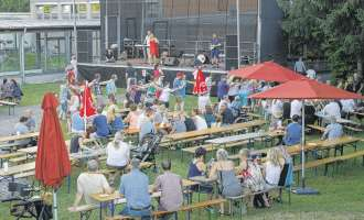 Come together beim Musiksommerfest in Alkoven