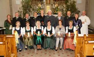 Fest der Jubelpaare in Samarein