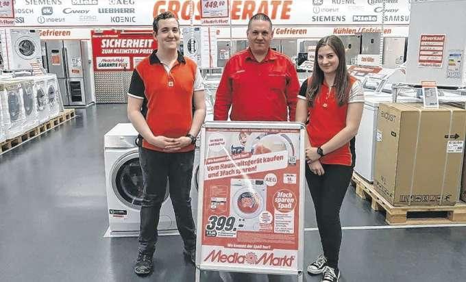 Siemens Kühlschrank Mediamarkt : Einkaufshit jetzt dreifach sparen bei mediamarkt steyr