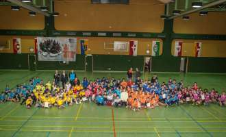 Panthers Junior Cup mit rund 200 Aktiven in Eferding