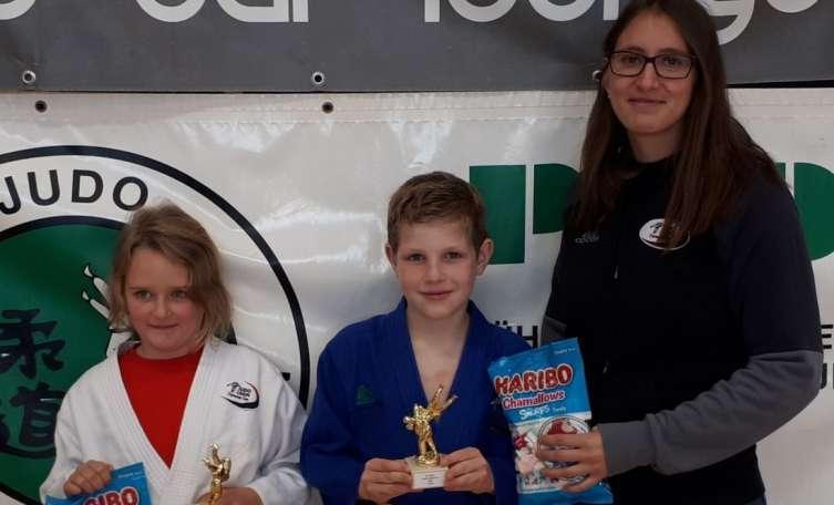 Medaillen für die Jüngsten der Judo Union Dynamic One - Tips - Total Regional