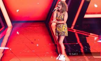 Welserin bei The Voice of Germany