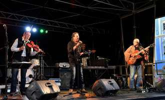 Citta Musica in Enns mit den Country Swingers