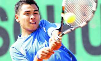 Talenteschau bei ITF Open