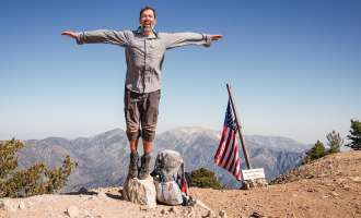 4.000 Kilometer zu Fuß am Pacific Crest Trail