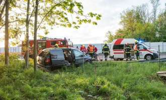 Unfall Allhaming