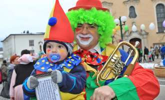 Kinderfasching in Bad Ischl