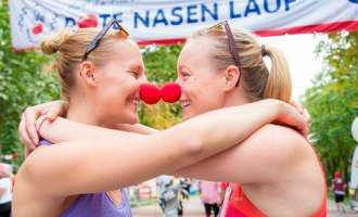 Benefiz: Rote Nasen-Lauf in St. Margarethen/Sierning