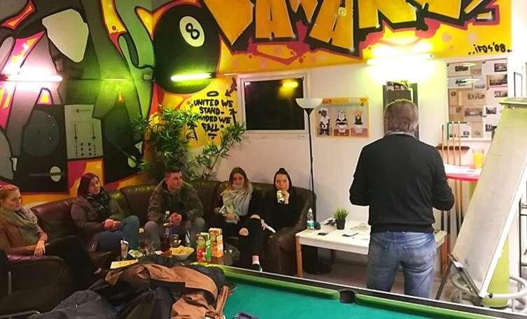 AK Wahl: Jugendliche in Micheldorf erhalten Tipps fürs erste Mal