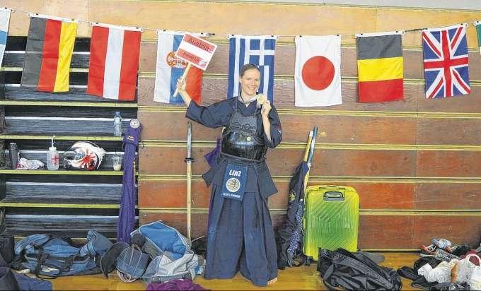 Kampfsport gold in innsbruck silber in athen und zwei em for Hoflehner linz