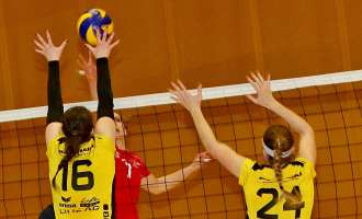 Volleyball: Favorit im Cupfinale