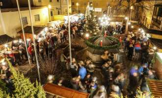 Christkindlmarkt in St. Georgen am Walde