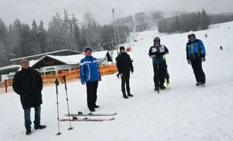 Start der Forsteralm in die Wintersaison