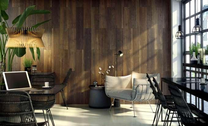 Rosenauer Unternehmen RoHol Entwickelt Ein Fertigprodukt Zur Wandgestaltung