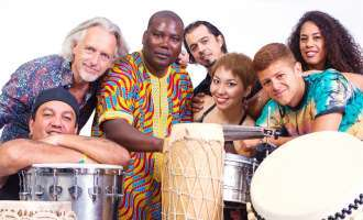 Colours of Percussion: Musik aus aller Welt