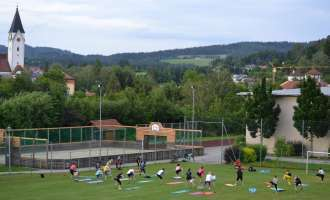 Sommersport-Offensive in Bad Zell