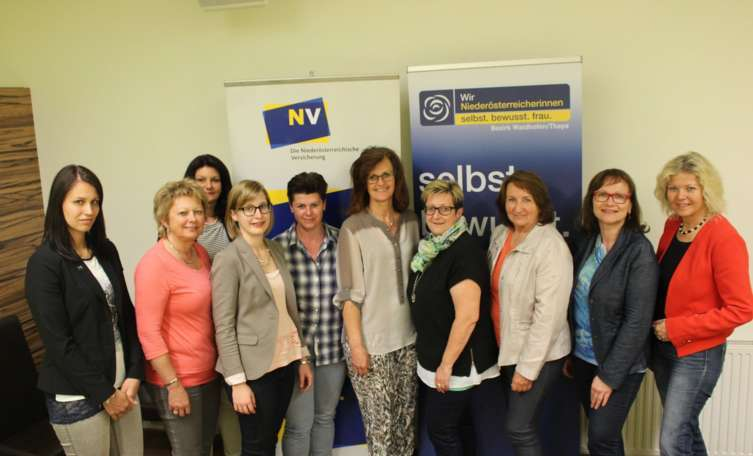 Treffen Frauen Waidhofen an Der Thaya, Bi Frau sucht Frau
