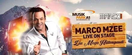 Marco Mzee live im Musikpark A1