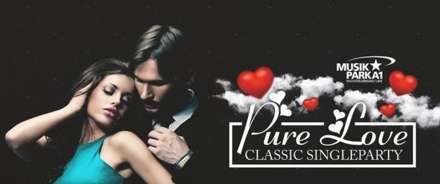 Pure Love - Classic Singleparty im Musikpark A1